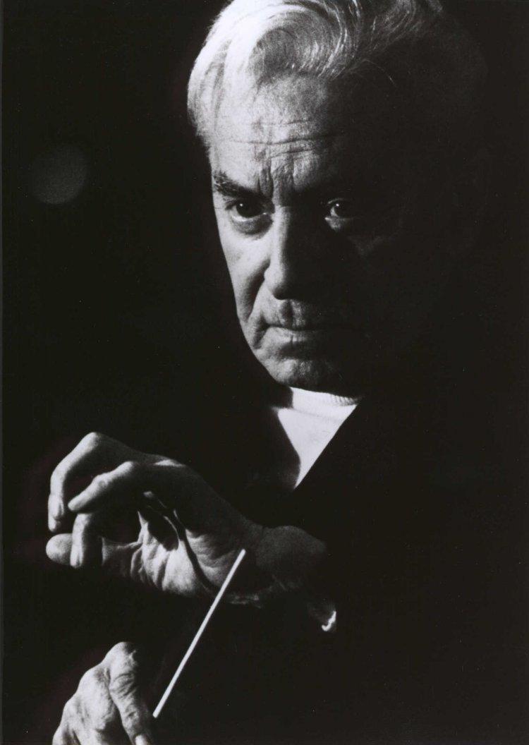 Herbert Von Karajan Conductor Short Biography